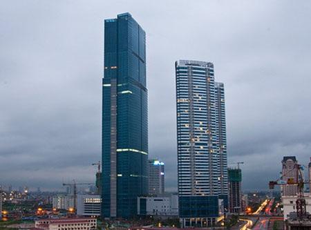 Tổ hợp Keangnam Ha Noi Landmark Tower