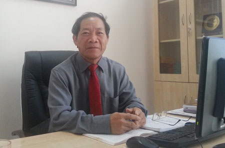 Ông Từ Văn Nhũ - Nguyên Phó Chánh án Tòa án tối cao trả lời PV Dân trí