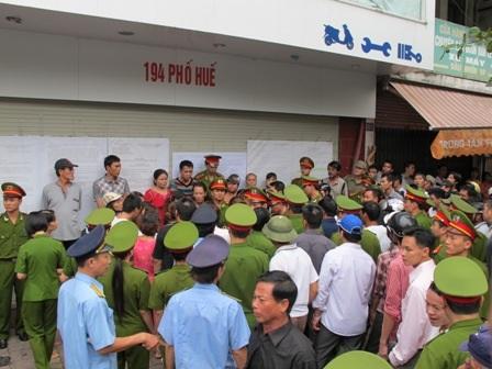 TAND TP Hà Nội đang áp dụng những ngoại lệ cho siêu bị cáo Trịnh Ngọc Chung