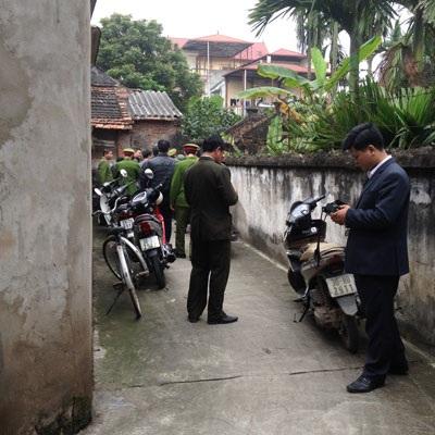 Đoàn cán bộ liên ngành của huyện Từ Liêm bị cản trở làm nhiệm vụ ngày 26/2/2013
