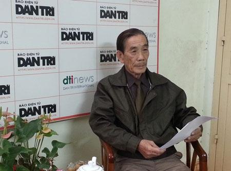 Gia đình ông Nguyễn Sỹ Tính đã phải sống 23 năm trong cảnh cơ cực, vất vưởng