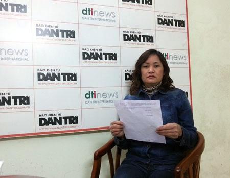 Gia đình mẹ góa, con côi phản bác phán quyết của Tòa án TX Từ Sơn