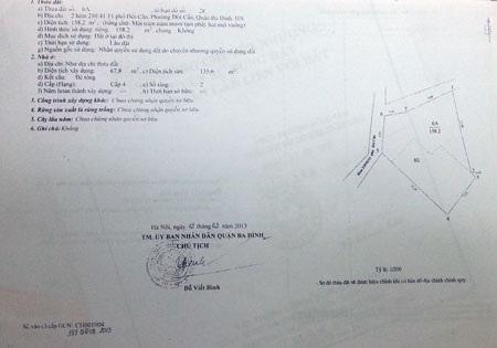 Thửa đất số 6A, tờ bản đồ 28, diện tích 158,2m