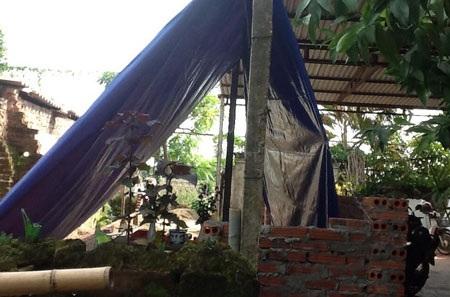 UBND huyện Mê Linh tái khẳng định sẽ xử lý dứt điểm công trình vi phạm