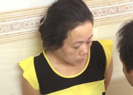 """Nữ quái cầm đầu đường dây ma túy """"khủng"""" Võ Thị Ngọc Hạnh"""