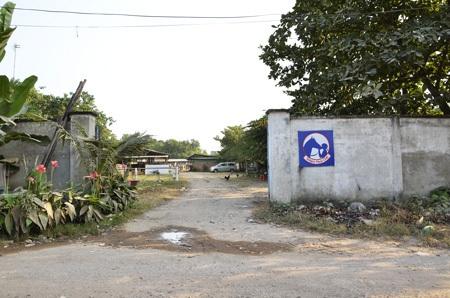 Sân tập của Saigon Pony Club
