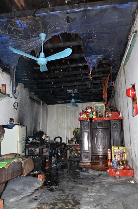 Theo Sở Cảnh sát PCCC TPHCM thì 50% các vụ cháy có nguyên nhân từ điện
