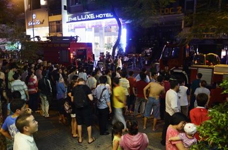 Vụ cháy chung cư Phan Văn Trị, quận 5 cũng có nguyên nhân xuất phát từ cục nóng của máy lạnh