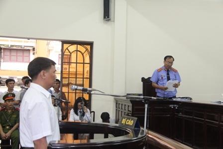 Bị cáo Ngô Văn Vɩnh bị đề nghị mức án từ 24 đến 30 tháng tù giam