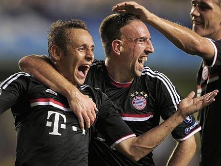 Bayern khởi đầu hoàn hảo, Man City hòa đáng tiếc - 1