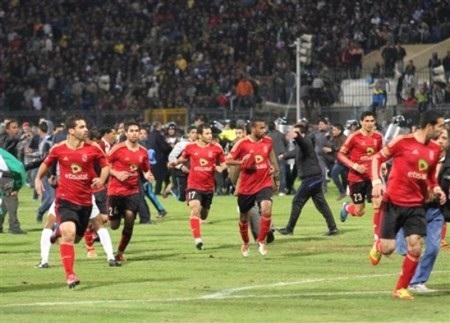 Các cầu thủ sốc nặng sau thảm họa sân cỏ ở Ai Cập - 3