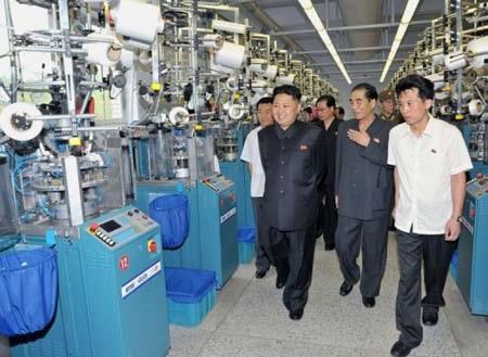 Chính quyền Triều Tiên đang tích cực cải cách kinh tế (ảnh: Internet)