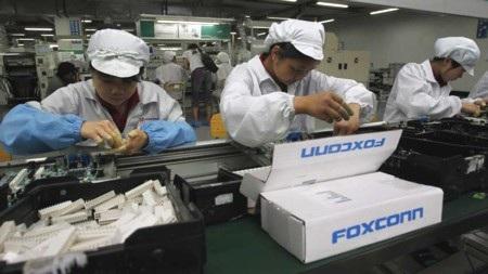 Không ít công nhân của Foxconn tự tử vì làm việc quá căng thẳng