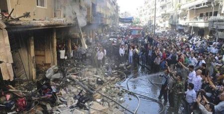 Chiến sự tại Syria vẫn rất ác liệt