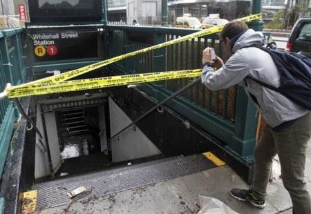 Tàu điện ngầm đình trệ sẽ khiến giao thông New York ảnh hưởng nặng nề