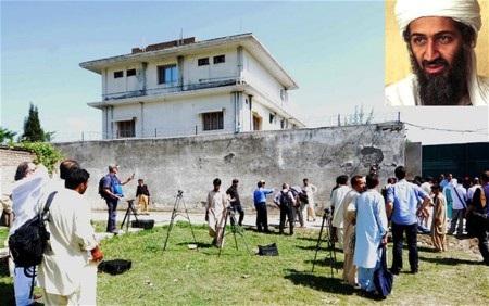 Tòa nhà nơi bin Laden ẩn náu những ngày cuối đời
