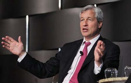 CEO của JP Morgan xấu hổ vì để xảy ra thua lỗ khổng lồ