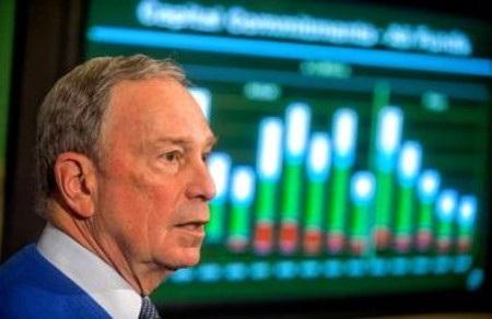 Ngoài việc làm chính trị, Bloomberg là một doanh nhân xuất sắc