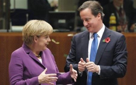 Bà Angela Merkel là phụ nữ quyền lực nhất thế giới
