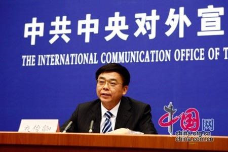 Ông Yi Junqing đã bị sa thải