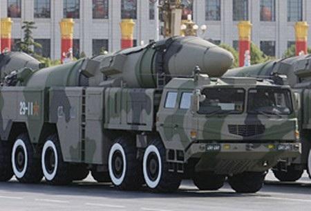 Tên lửa Đông Phong 21D của Trung Quốc có tính cơ động cao