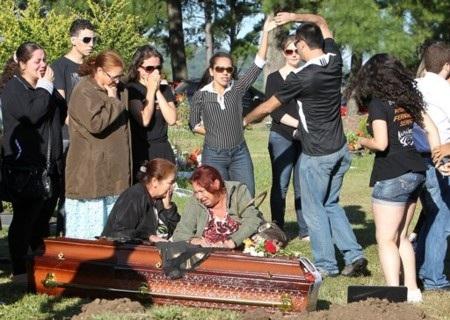 Rất nhiều gia đình Brazil đã mất người thân