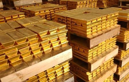 """""""Đua nhau"""" mở kho chứa vàng tại Singapore"""