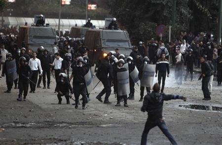 Bạo lực lại phủ bóng đen lên Ai Cập