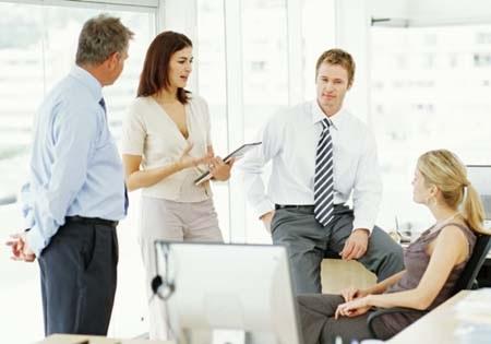 4. Chuyên viên tư vấn quản trị