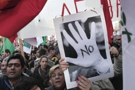 Cả người dân và quốc hội Síp đều nói không với dự luật đánh thuế tiền tiết kiệm