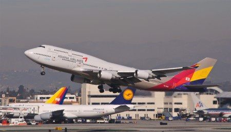 5. Asiana Airlines (thứ hạng 2012: 2)