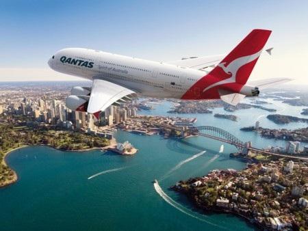 10. Qantas Airways (thứ hạng 2012:15)
