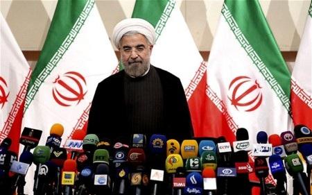 Tân tổng thống Iran Rowhani được đánh giá là người ôn hòa