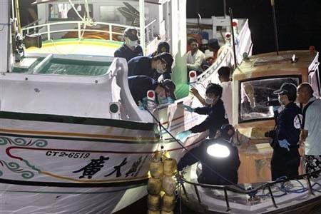 Quan hệ giữa Đài Loan và Philippines đã căng thẳng sau sự cố gần đây