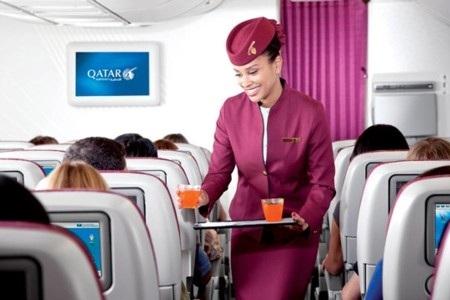 2. Qatar Airways (thứ hạng 2012: 1)