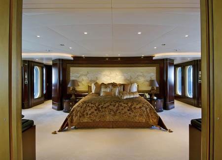 Phòng ngủ dành cho chủ nhân