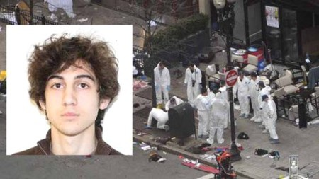 Dzhokhar Tsarnaev sắp phải hầu tòa