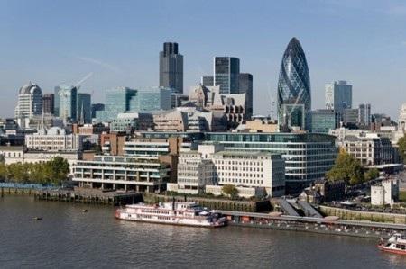 Nhà đầu tư Trung Quốc đang không ngừng thâu tóm bất động sản tại London