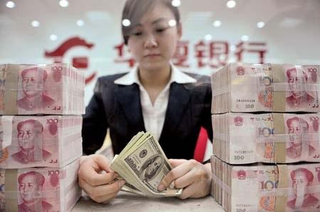 Ngành ngân hàng Trung Quốc đang đối mặt nhiểu rủi ro