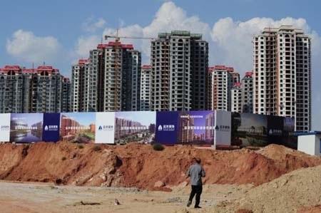 """Những """"thành phố ma"""" là hiện thân rõ nhất cho nợ xấu tại Trung Quốc"""