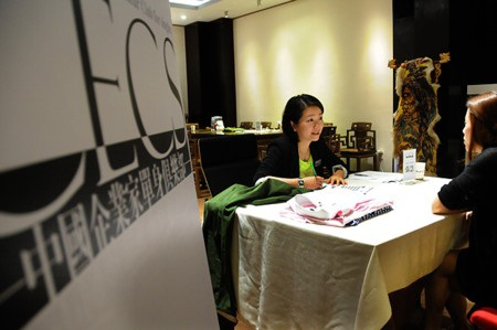 Nhiều thí sinh tin rằng mình có thể kiếm được chồng giàu sau thi tuyển
