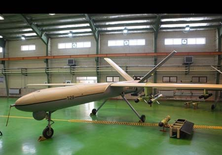 Máy bay không người lái Shahed 129 của Iran
