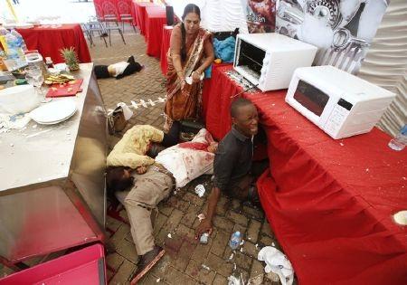 Rất nhiều người đã bị sát hại tại trung tâm mua sắm Westgate