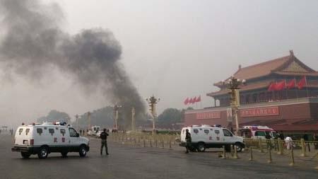 Trung Quốc đã khẳng định vụ tai nạn là hành động tấn công khủng bố.
