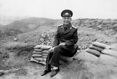 Đại tướng Võ Nguyên Giáp đi vào lịch sử với chiến thắng Điện Biên Phủ
