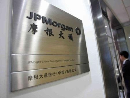 JP Morgan Chase đang bị điều tra vì nghi hối lộ quan chức