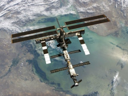 Trạm ISS đã được sửa chữa thành công