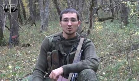 Pavel Pechenkin - nghi can của vụ đánh bom liều chết xe điện
