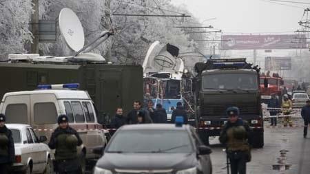 An ninh tại Volgograd và khắp nước Nga được thắt chặt