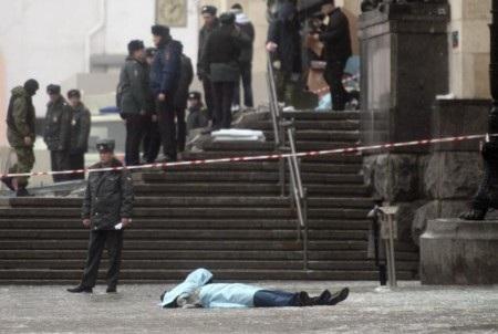 Cơ quan điều tra Nga nghi ngờ đã có 2 nghi phạm thực hiện vụ đánh bom